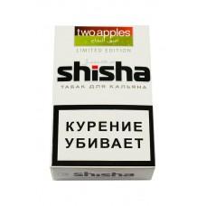 Кальянный табак Shisha New Two Apples (Два яблока) - 40 гр.