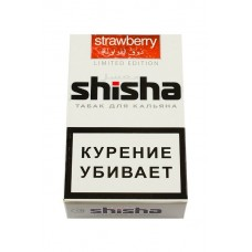 Кальянный табак Shisha New Strawberry(Клубника) - 40 гр.