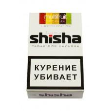 Кальянный табак Shisha New Multtifruit (Мультифрукт) - 40 гр.