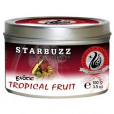 Кальянный табак Starbuzz Tobacco Tropical Fruit 100