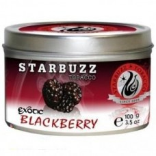 Кальянный табак Starbuzz Tobacco Blackberry 100