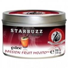 Кальянный табак Starbuzz Tobacco Passion Fruit Mojito 100