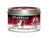 Кальянный табак Starbuzz Tobacco   Apple Americano   250