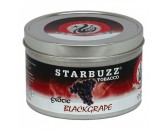 Кальянный табак Starbuzz Tobacco  Blackgrape 250