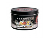 Кальянный табак Starbuzz Tobacco   Simply Mango   250