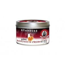 Кальянный табак Starbuzz Tobacco Peaches n cream 250