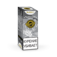 Кальянный табак Turbo Dokha Black 1
