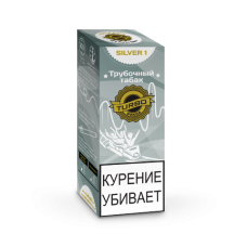 Кальянный табак Turbo Dokha Silver  1