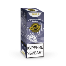 Кальянный табак Turbo Dokha Blue  3