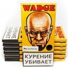 """Кальянный табак Wadge Carbon 100гр """"MELDONIUM"""""""