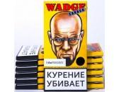 "Кальянный табак Wadge Carbon 100гр ""RASPBERRY"""