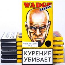 "Кальянный табак Wadge Carbon 100гр ""WATERMELON ICE"""
