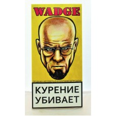 "Кальянный табак Wadge Carbon 100гр ""YABLONI"""